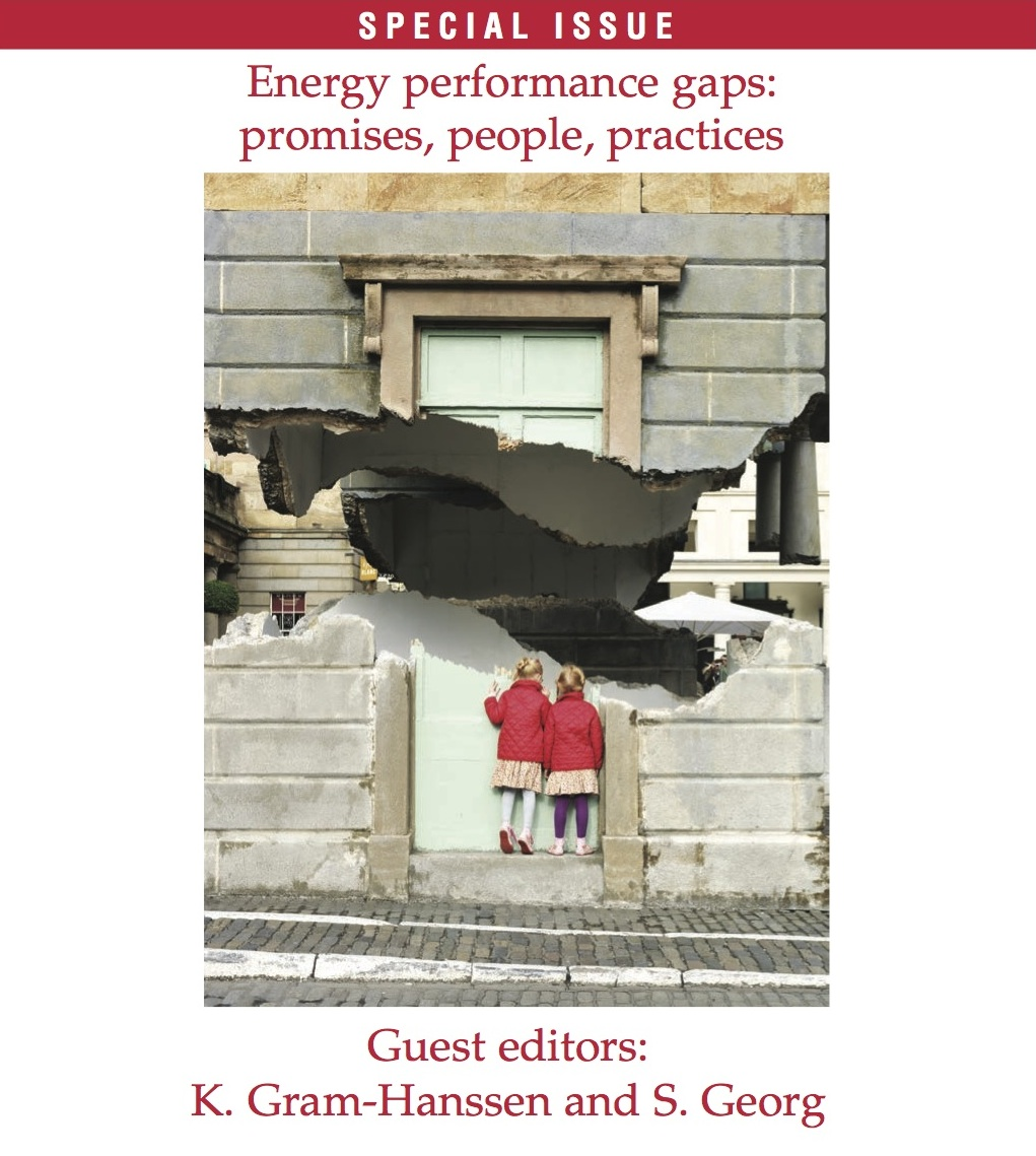 Energy Performance Gaps: Promises, People, Practices